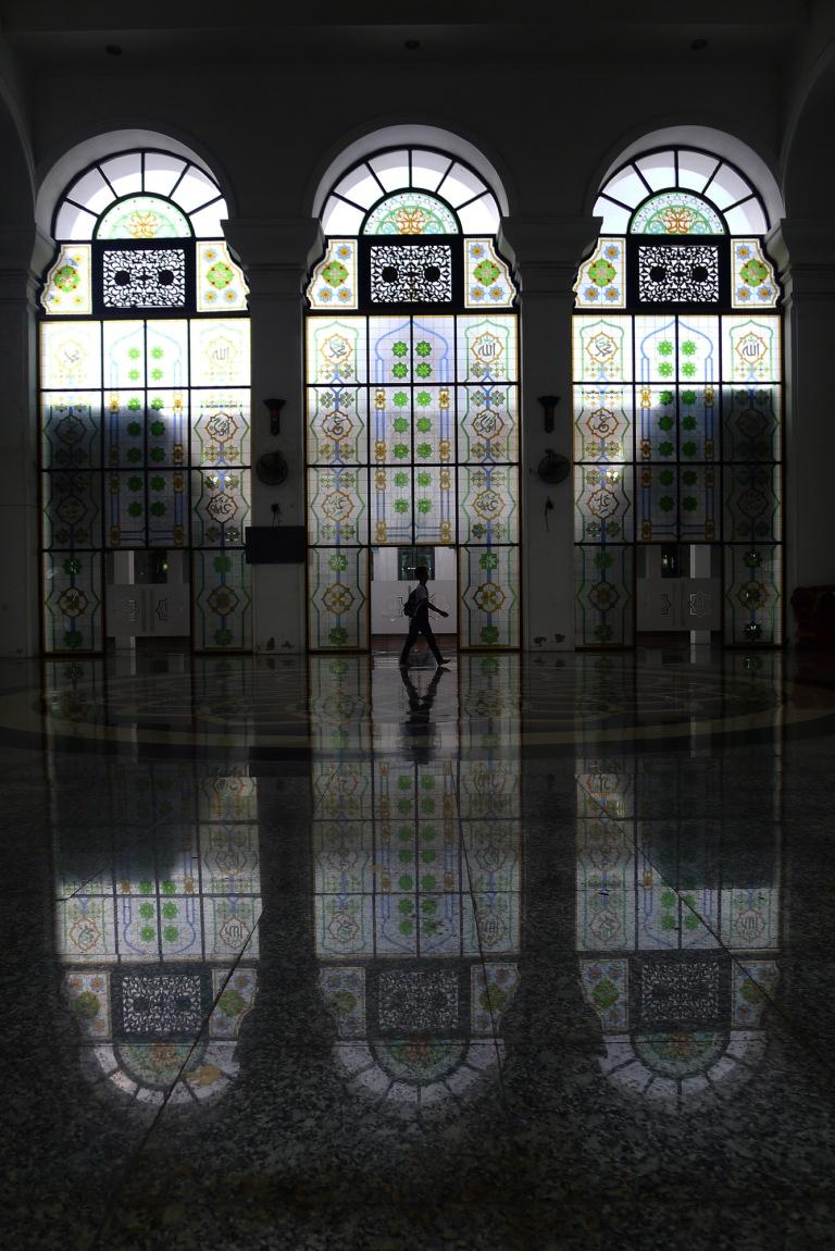 Refleksi Masjid Agung SMB 2